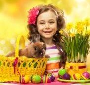 В каком возрасте можно покупать кролика ребенку?